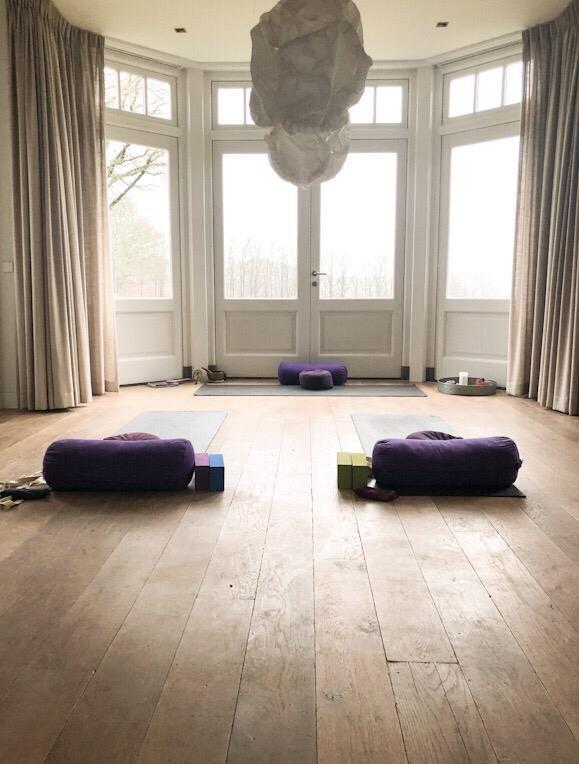 yogasessie